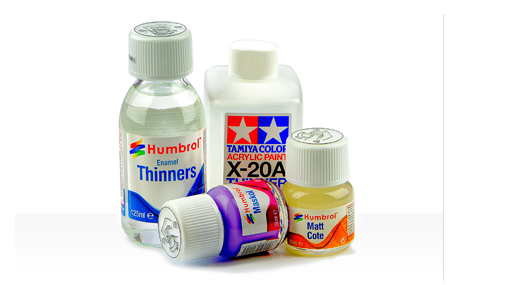 Finishing Products & Thinners