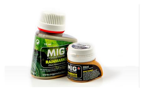 Mig Productions Pigments / Jars