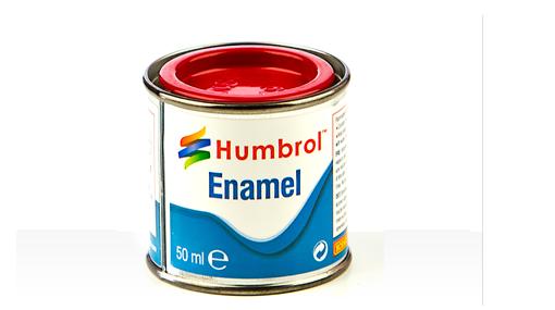Humbrol 50ml Enamel Paints
