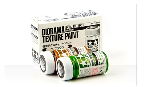 Tamiya Diorama Texture Paint