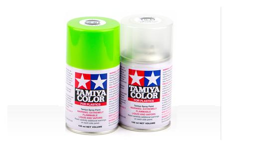 Tamiya TS Spray Paints