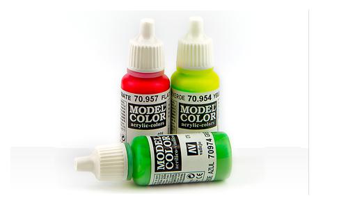 Vallejo Model Color Acrylics