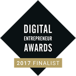 Digital Entrepreneur Awards 2017 Finalists