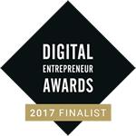 Digital Entrepreneur Awards 2017 Finalists
