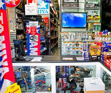eModels Shop Counter