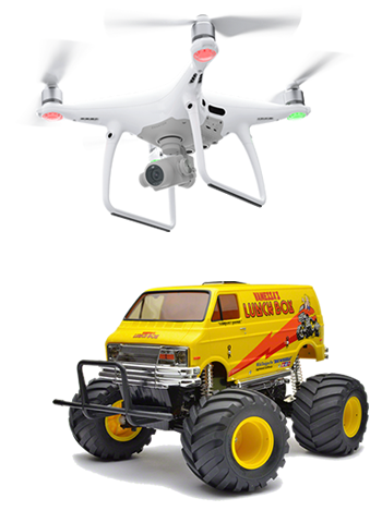 Radio Controlled Models