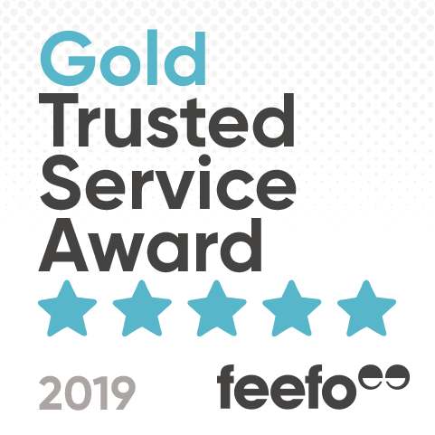 Gold Trusted Service 2019