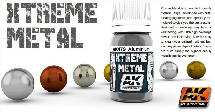 AK Interactive Extreme Metal