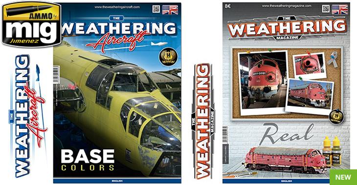 Ammo by Mig Weathering Magazine