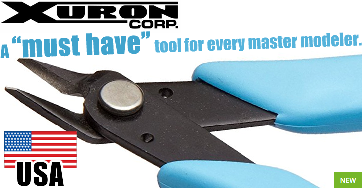 Xuron Professional Cutters