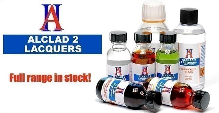 Alclad 2 Lacquer