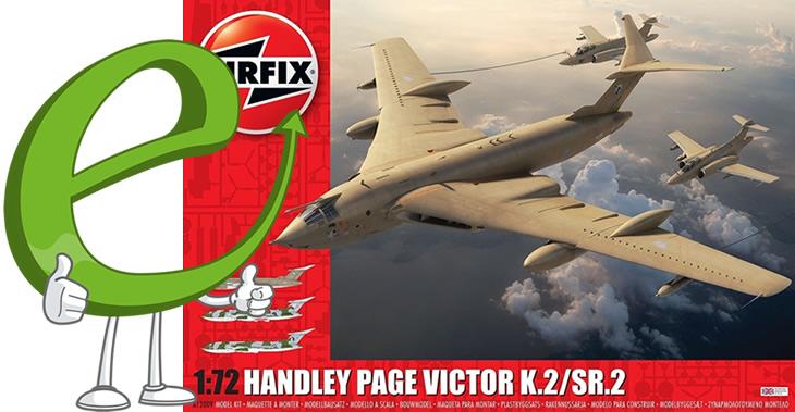 Airfix 1/72 Handley-Page Victor K.2 # 12009