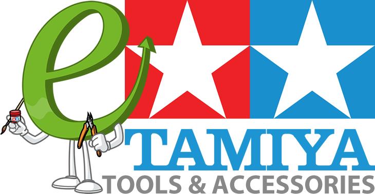 Tamiya Paints, Tools &Accessories