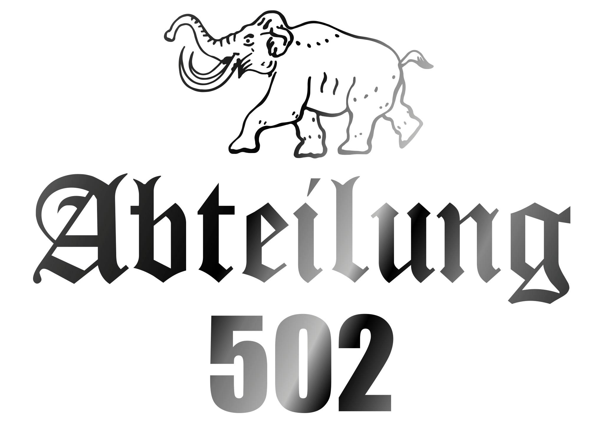 Abteilung 502 Pigments