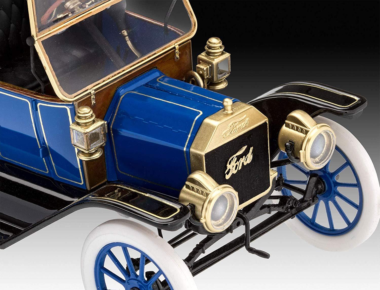 Revell 1/24 Ford Model T Roadster (1913) # 07661