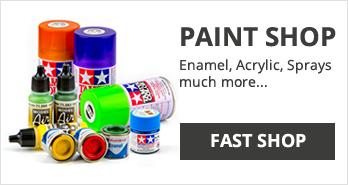 Model paints