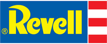 Revell paints glues and brushes