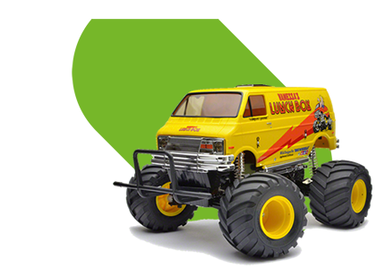 Radio Controlled Car Kits available for next day delivery or
