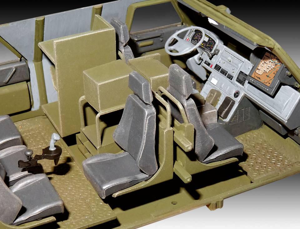revell 1 35 dingo 2 ge a3 3 patsi 03242 plastic model kit from emodels model hobby store. Black Bedroom Furniture Sets. Home Design Ideas
