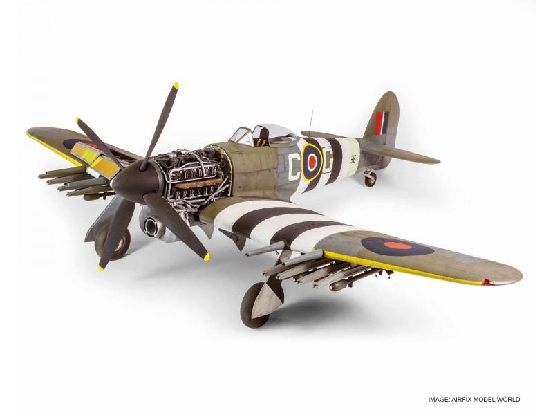 Airfix 1/24 Hawker Typhoon MkIb # A19002 - Plastic Model Kit