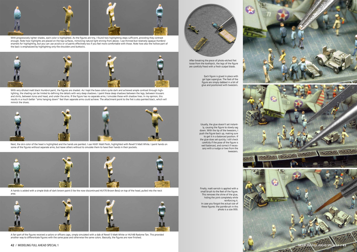 AK Interactive Book Modelling Full Ahead Special # 667