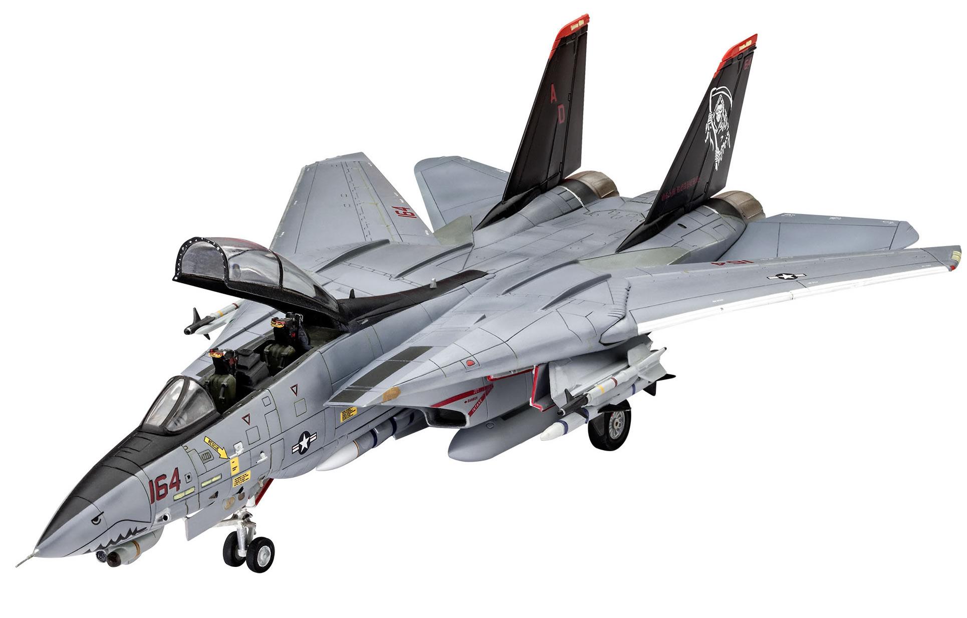 F 14 Super Tomcat Revell 1/72 Gru...