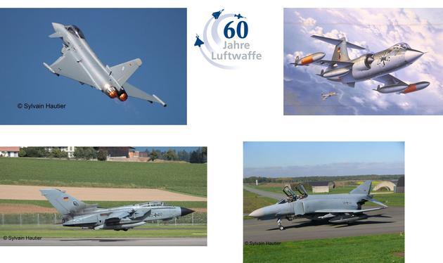"Revell 1/72 60 Years ""Luftwaffe"" # 05797 - Model Set"