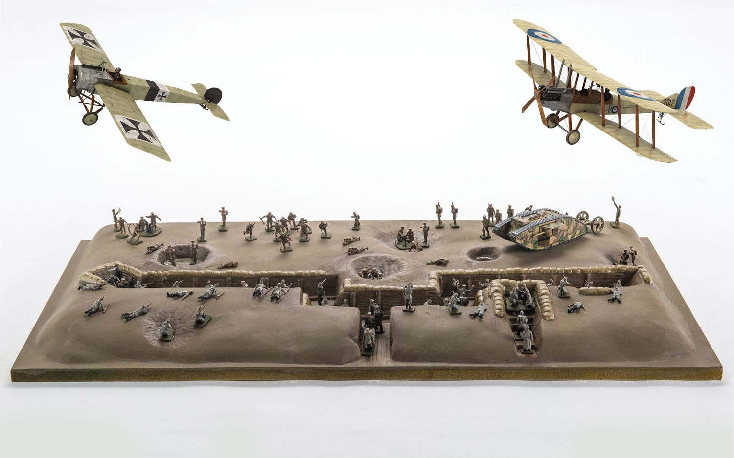 Airfix 1/72 Battle of the Somme Centenary Gift Set # 50178