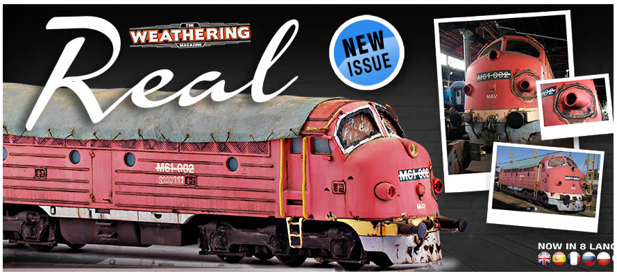 Ammo by Mig The Weathering Magazine No.18 Real # 4517
