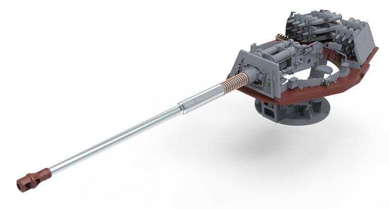 Image result for king tiger gun