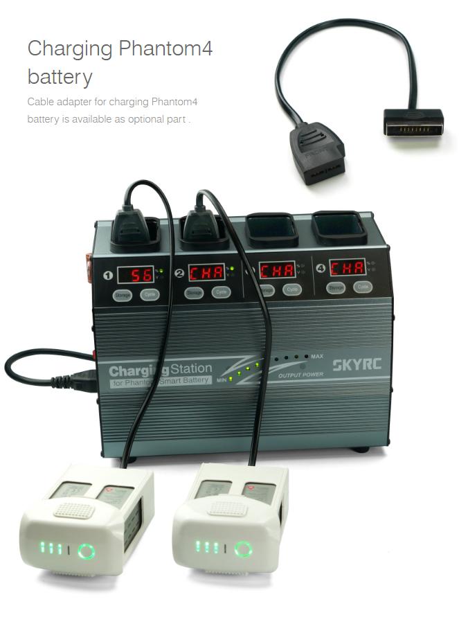 SkyRC 4P3 for Phantom 3&4 Battery