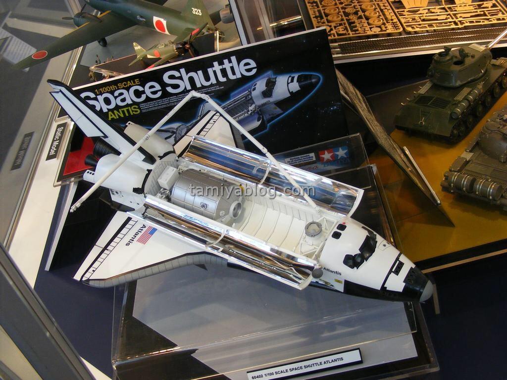 tamiya space shuttle atlantis - photo #1