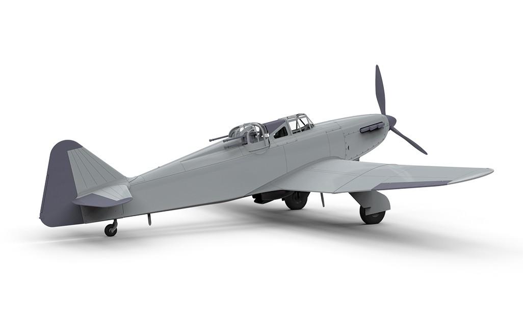 Airfix 1/48 Boulton-Paul Defiant NF.1 # 05132
