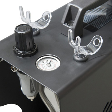 Sparmax TC-610H Plus Airbrush Compressor # TC-610HP