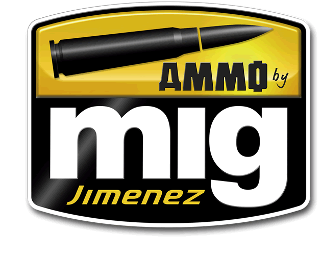 Large selection of Ammo by Mig products