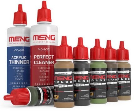 Meng Color Paints