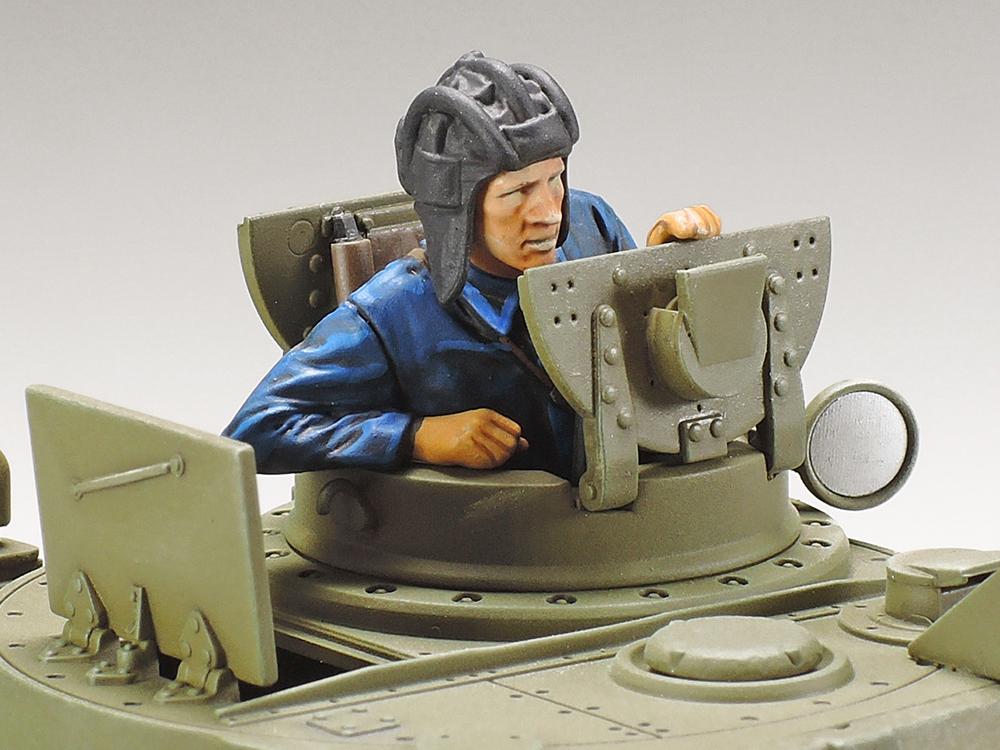 "Tamiya 1/35 INFANTRY TANK MATILDA Mk.III/IV ""Red Army"" # 35355"