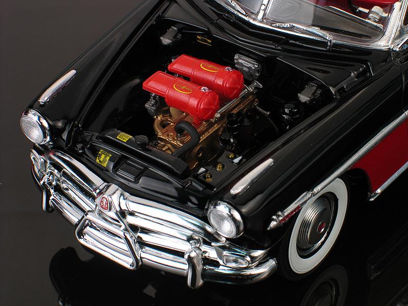 Moebius 1/25 1952 Hudson Hornet Convertible # 1204