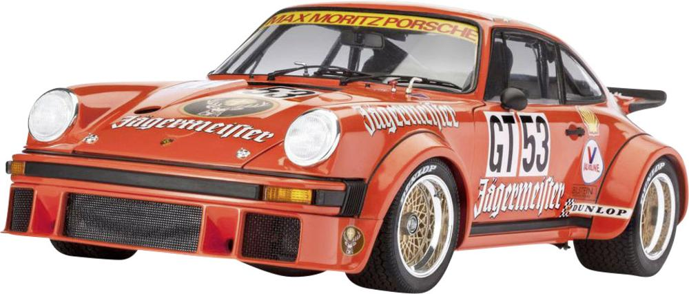"""Revell 1/24 Porsche 934 RSR """"Jagermeister"""" # 07031"""