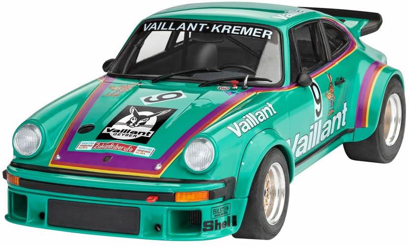 "Revell 1/24 Porsche 934 RSR ""Vaillant"" # 07032"