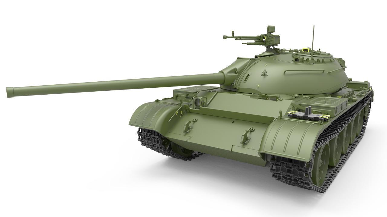 Miniart 1/35 T-54-2 Soviet Medium Tank Mod. 1949 # 37012