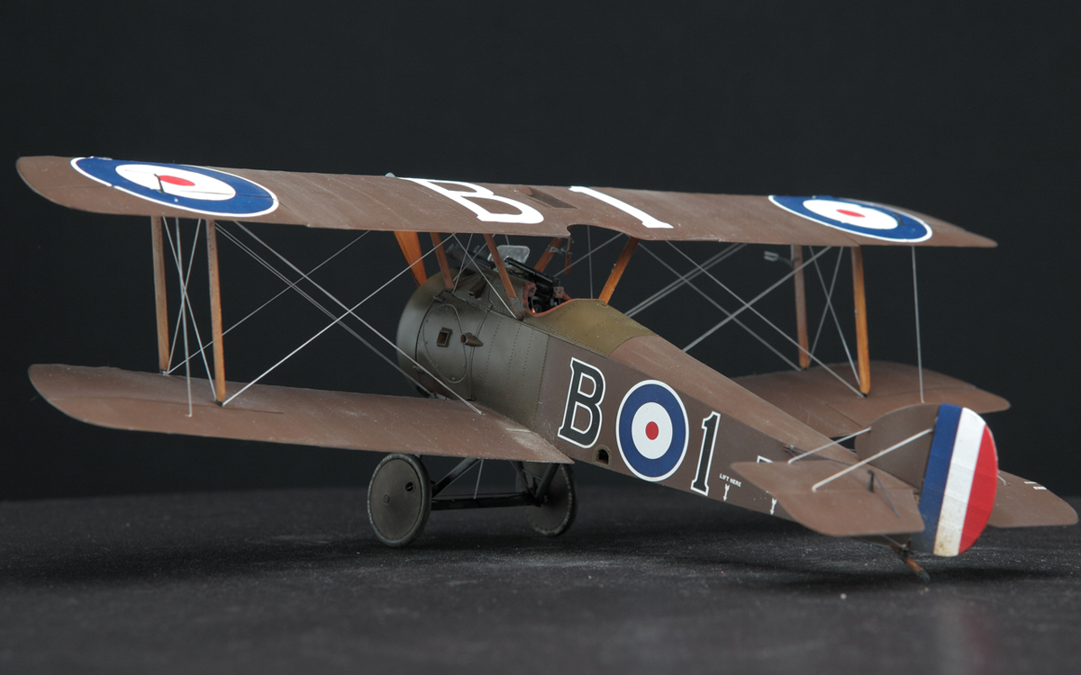 Wingnut Wings 1/32 Sopwith F.1 Camel 'Clerget' # 32074
