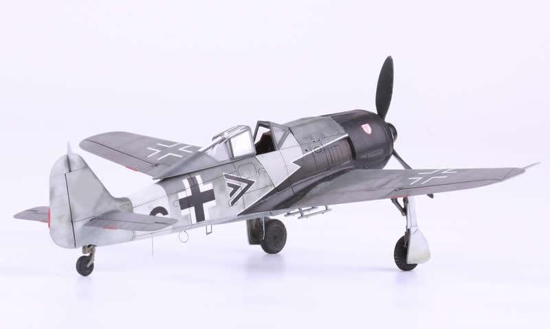 Eduard Profipack 1/72 Fw 190A-8/R2 # 70112