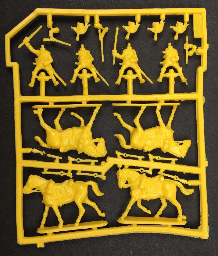 HAT Industrie 28mm Napoleonic British Heavy Dragoons # 28028