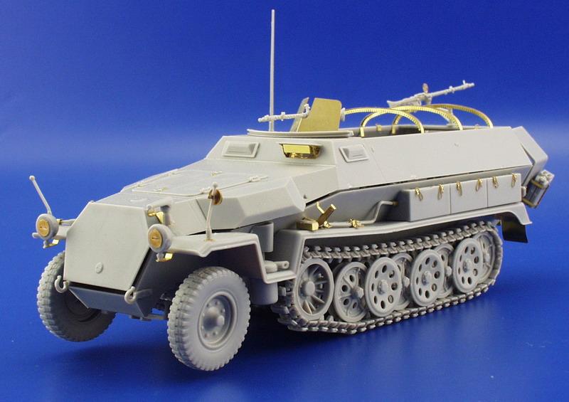 Dragon 1/35 Sd.Kfz.251/1 Ausf.C # 6187