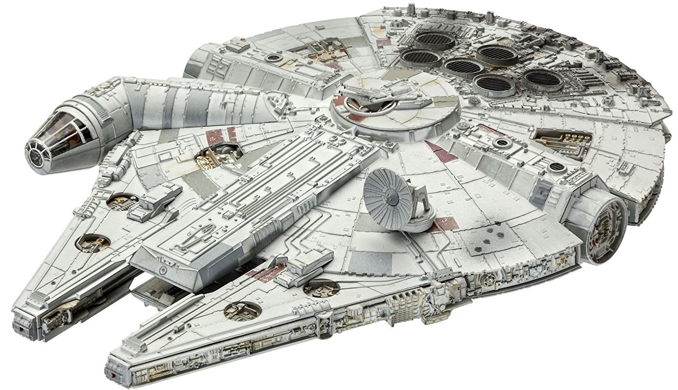 Revell 1/144 Millennium Falcon Star Wars # 06880