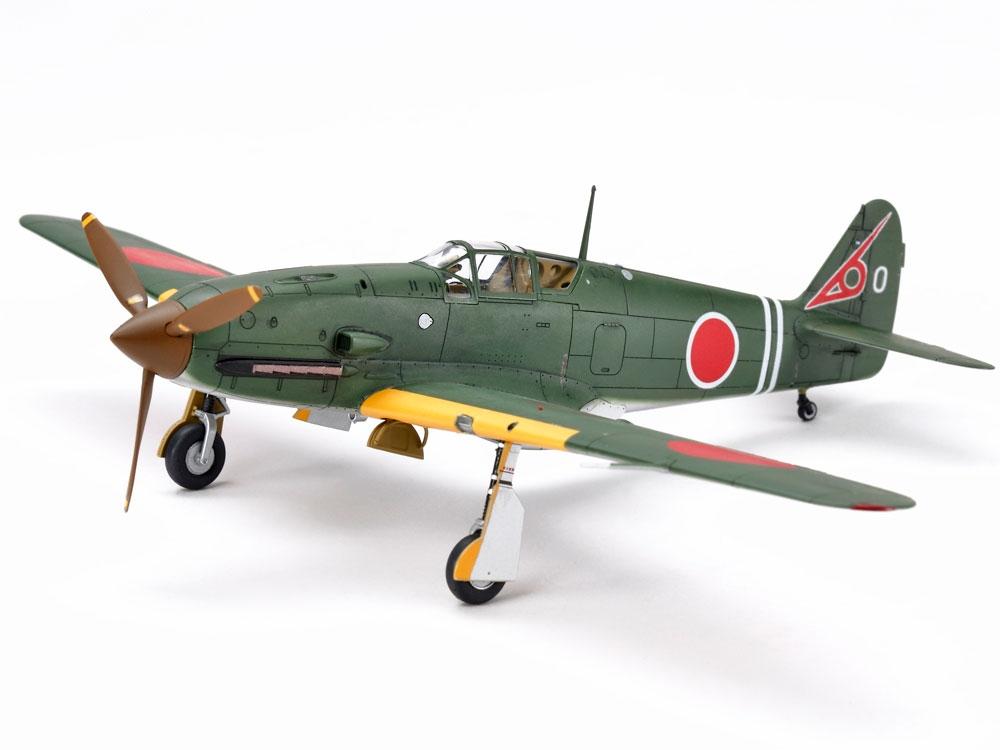 Tamiya 1/72 Kawasaki Ki-61-Id Hien (Tony) # 60789