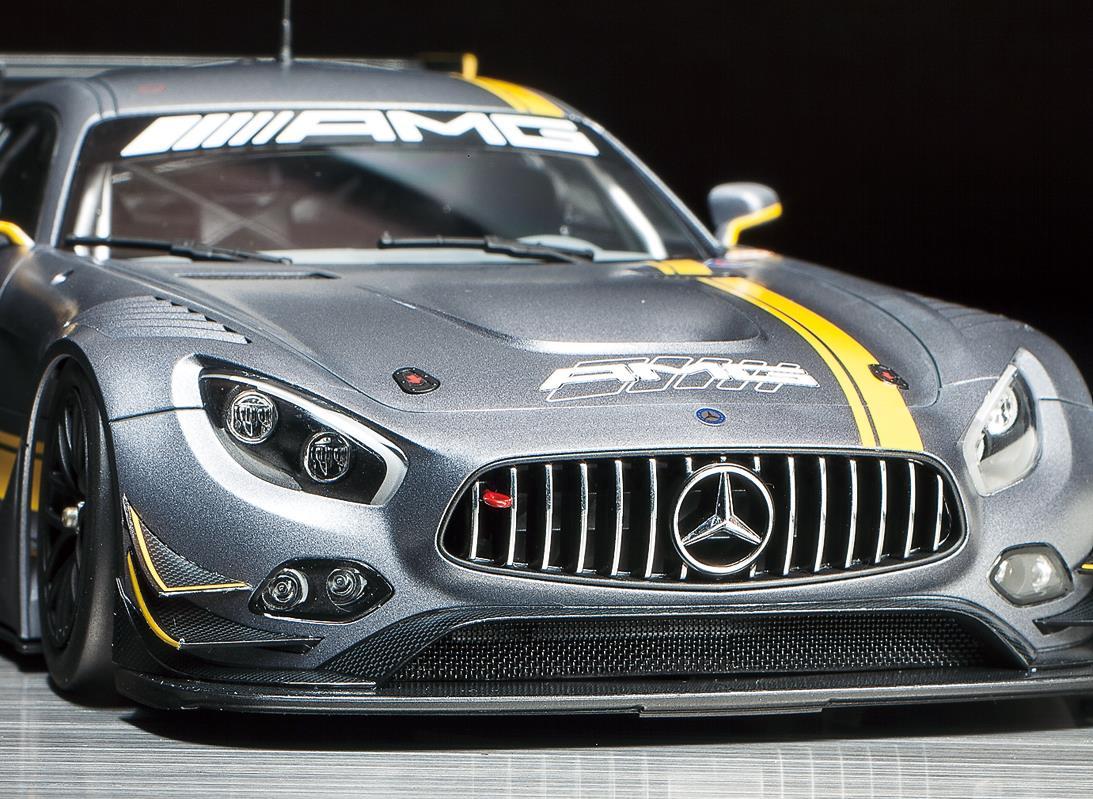 Tamiya 1/24 Mercedes AMG GT3 # 24345