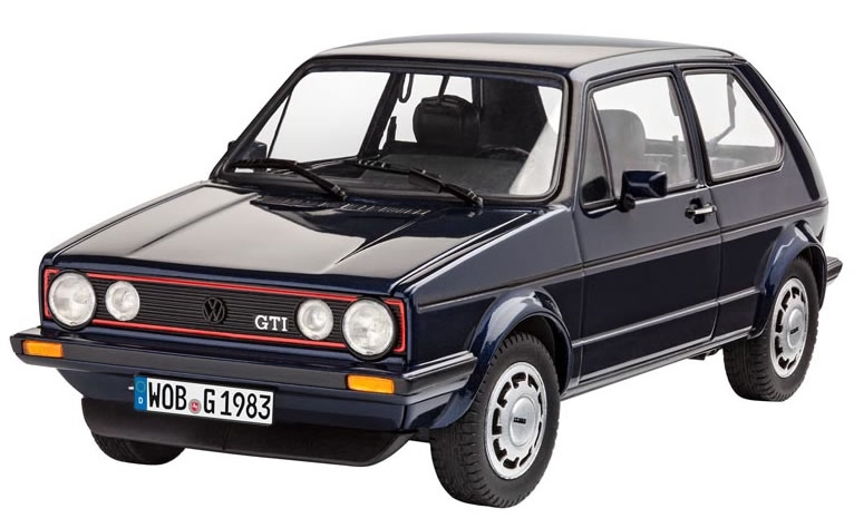 Revell 1/24 35 Years VW Golf GTI Pirelli # 05694