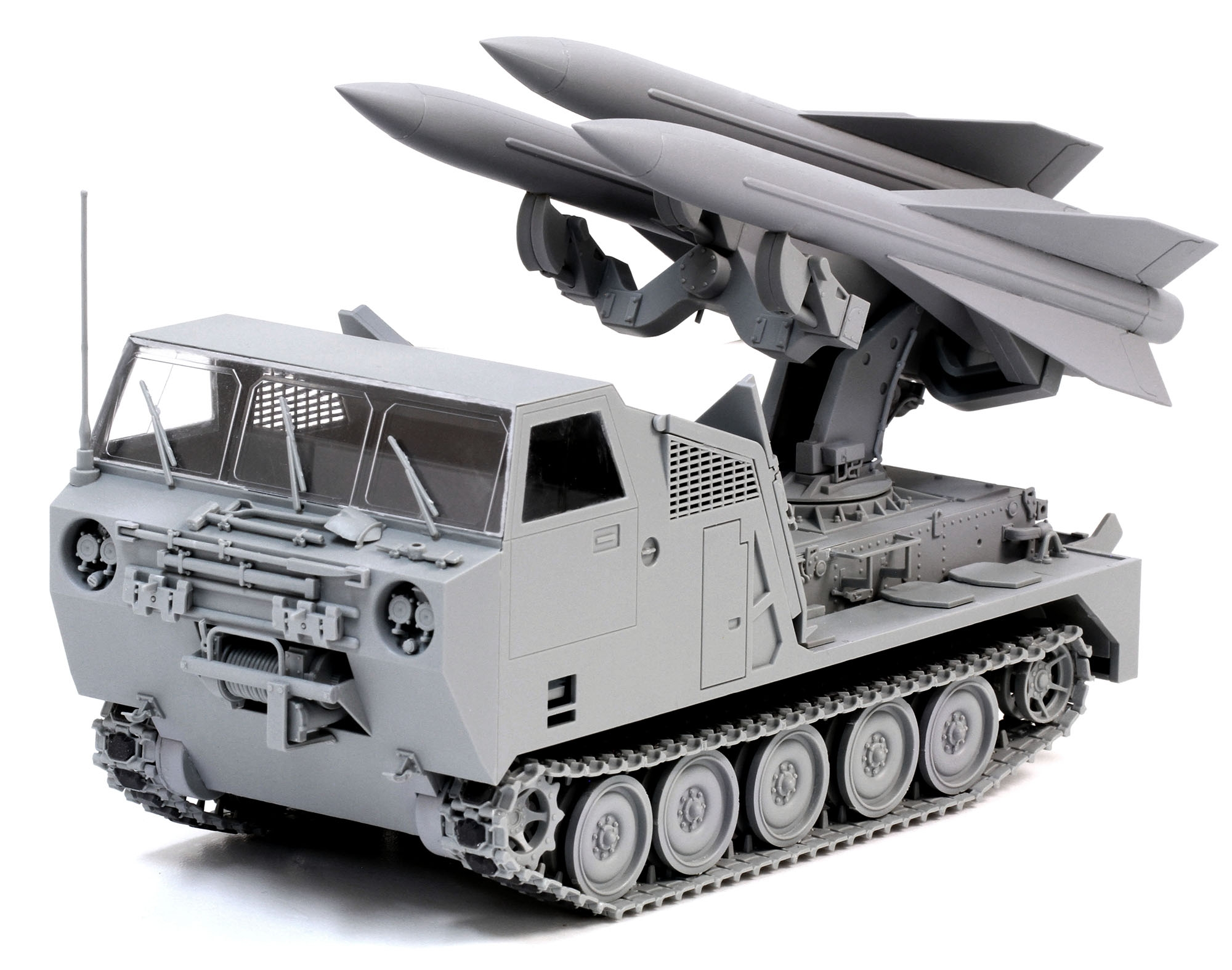 Dragon 1/35 M727 Mim-23 Tracked Guided Missile Carrier # 3583